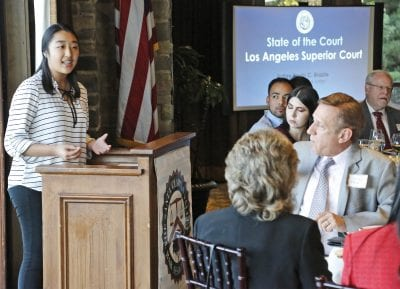 SCV Bar Association hosts annual Scholars and Bench Night
