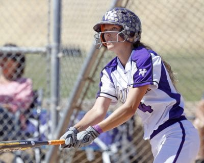 Valencia softball gets by Great Oak in 1st round