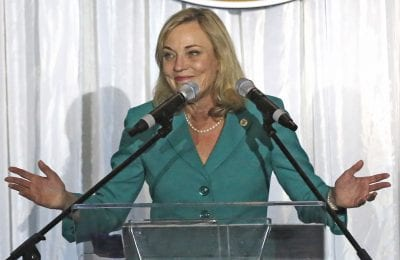 Barger talks accomplishments and goals at State of the County