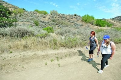 City and community to celebrate 240 acres of Newhall Pass open space