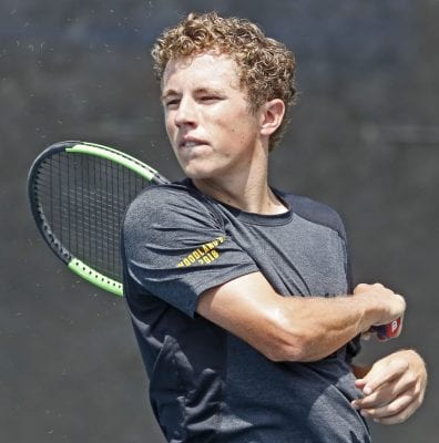 West Ranch tennis player prepping for national tournament