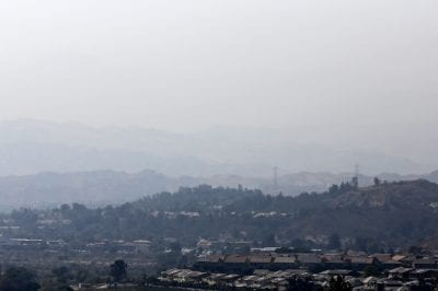 Slight change in air quality following another unhealthy day