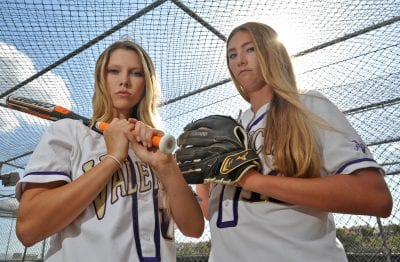Valencia softball's O'Leary and Shipman selected for All-American Game