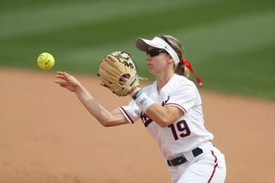 West Ranch softball grad earns lifelong title in first season at Arizona