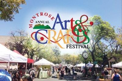 34th Annual Montrose Arts & Crafts Festival