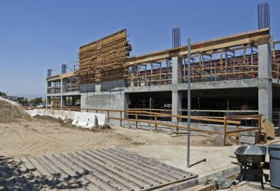 Public invited to Old Town Newhall parking structure ribbon cutting