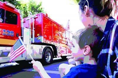 Harold Schrage: Community spirit shines on July 4
