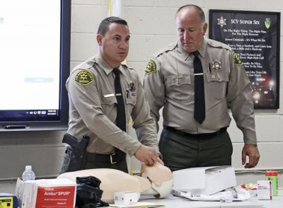 Local deputies now equipped with opioid overdose antidote