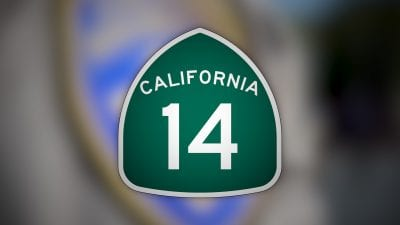 Caltrans advises alternate routes for drivers ahead of partial Route 14 closures