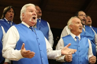 SCV treated to an a cappella experience for all
