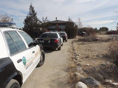 Deputies track 2 suspects to Neenach