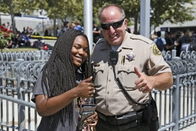 A positive influence: Sheriff's Deputies take on unique role at schools