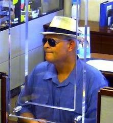 PT Cruiser Bandit suspected in 8 bank robberies – 5 in SCV, 3 in Santa Barbara