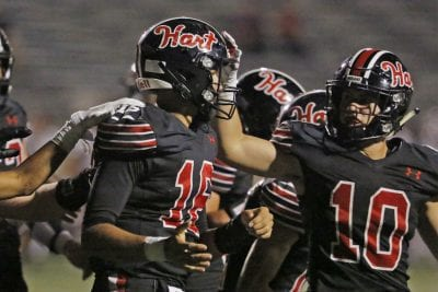 Hart football honing in on mental game