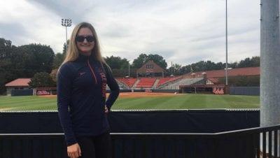 Saugus softball freshman Hayley Mihut commits to Ole Miss