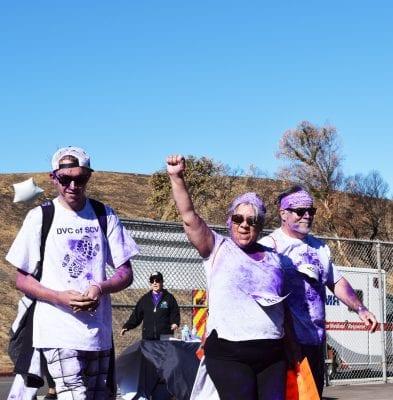 Domestic Violence Center hosts sixth annual Purple Walk