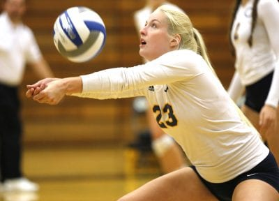 Valencia products key in COC volleyball win over L.A. Mission
