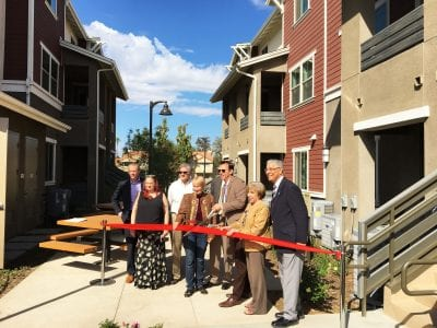 City's first affordable housing apartment complex opens in Newhall