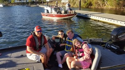 C.A.S.T. 4 Kids Event Provides Special Needs Children A Day Of  Boating and Fishing