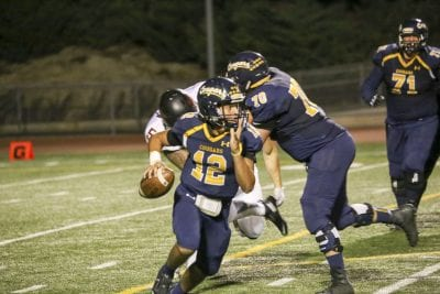 COC football leads the way in end-of-season honors for fall sports