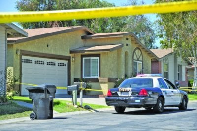 Castaic woman pleads no contest to murdering her father