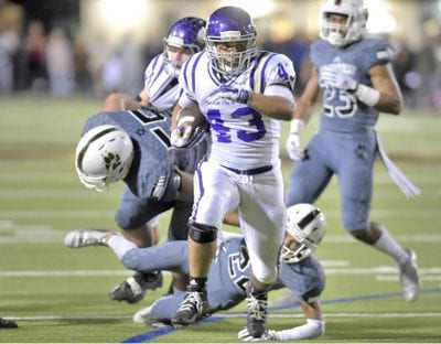 Prep football notebook: Valencia displays loads of positives in heartbreaking loss