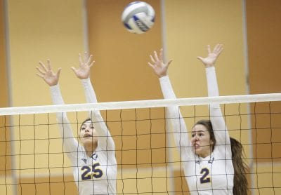 COC volleyball continues to avoid complacency with win over Antelope Valley