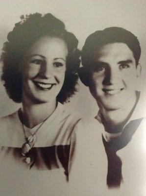 Local Couple Celebrates 75th Wedding Anniversary