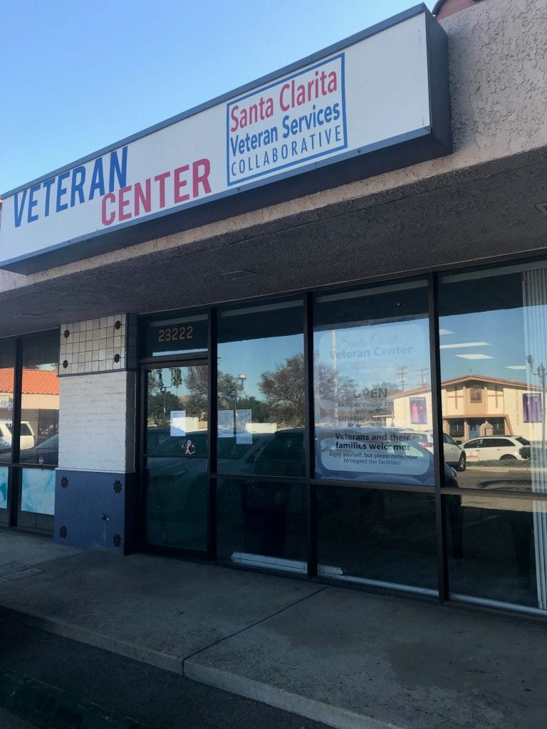 The Santa Clarita Valley Veterans Services Collaborative opened doors this week on a location to connect veterans with local services and, as was the case a few times Wednesday, help them find out if there are any benefits they are eligible for that they aren't receiving.