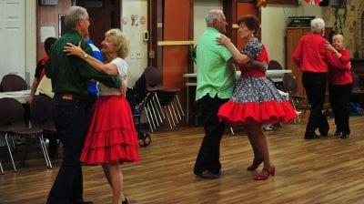 Sierra Hillbillies present its Lazy Days Luau Dance