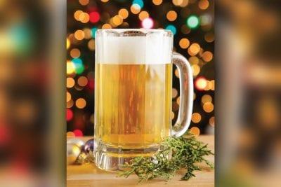 Rob McFerren: Home-brewed beer