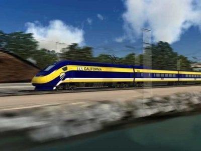 High-speed rail board to discuss route that would pass through Santa Clarita