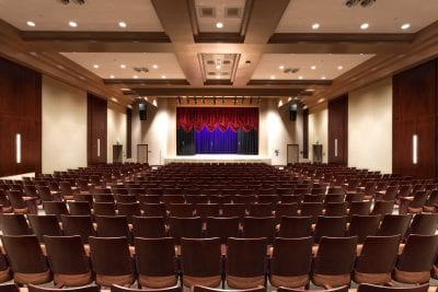 Newhall Family Theatre announces newly finished improvements, projects