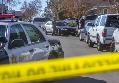 Killer in murder-suicide yet to be ID'd officially
