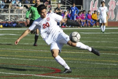 Hart boys soccer wins in PKs for trip to semifinals