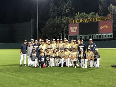 West Ranch rallies late for win over ECR at USC's Dedeaux Field