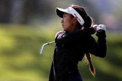 West Ranch's Zoe Campos reflects on time at Augusta National Women's Amateur