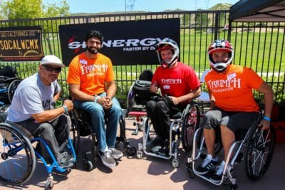 Triumph Foundation bring families and friends together for the 7th annual Wheelchair Festival