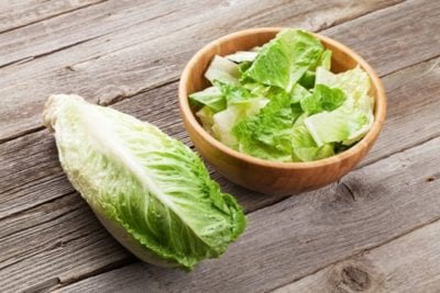 CDC warns of E.coli outbreak in some romaine lettuce