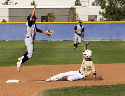 Cats use offense, pitching to beat Saugus