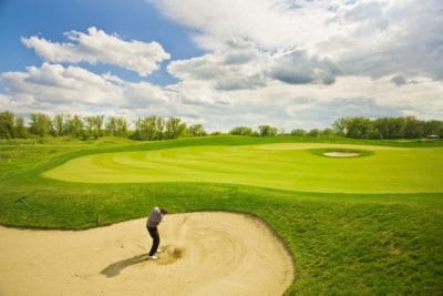 Out of the Bunker: How to beat the 'fried egg'
