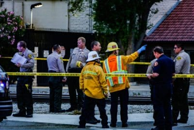 Woman, believed homeless, struck and killed by train