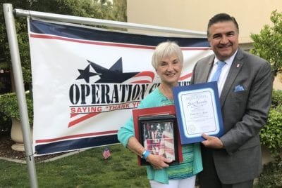 SCV Business Marketing Group honors local veterans, first responders