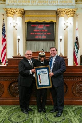 Assemblyman Lackey names latest Veteran of the Year honoree