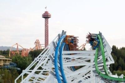 Magic Mountain tops USA TODAY's theme park rankings