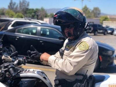 Crackdown on motorcycle safety begins today