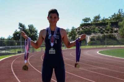 Valencia alumnus to compete internationally in duathlon
