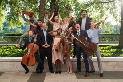 SCV Youth Orchestra to play with Boston's Palaver Strings June 18