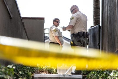 Man found dead in community pool yesterday identified