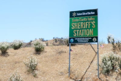 Sheriff's Station to begin grading this summer